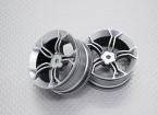01:10 Scale High Quality Touring / Drift Wheels RC Car 12mm Hex (2pc) CR-MP4s