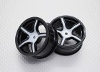 01:10 Scale High Quality Touring / Drift Wheels RC Car 12mm Hex (2pc) CR-CHW