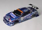 01:10 GP Sports S15 Silvia geëindigd Body Shell w / LED Buckets