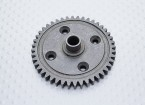 44T Spur Gear - Nitro Circus Basher 1/8 Schaal Monster Truck, SaberTooth Truggy