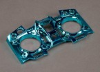Turnigy 9XR Zender Custom Cover - Metallic Blue
