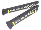 3D Main Blades voor MCPX (2pc) met Winglet
