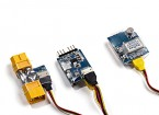 HobbyKing Tiny OSD III (w / 10Hz GPS en 80A Current sensor)