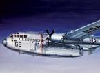 Italeri schaal 1/72 C-119 Flying Boxcar plastic model kit