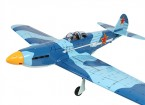 Yak-9 Soviet Fighter Balsa GP / EP 1520mm (ARF)