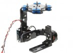 Quanum Mid-Size borstelloze Gimbal 4mm Carbon Construction