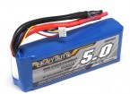 Pack Turnigy Heavy Duty 5000mAh 3S 60C Lipo