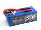 Pack Turnigy Heavy Duty 5000mAh 7S 60C Lipo