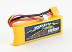 Pack ZIPPY Compact 1500mAh 3s 40c Lipo