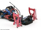 TrackStar 1/10 en 1 / 12e schaal Pan Car Set-up systeem