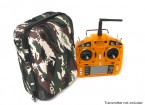 Turnigy Transmitter Bag / draagtas (Camo-Groen / Tan)