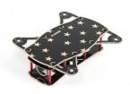 HobbyKing Midnight FPV 200mm Drone Met LED's en VOB (Kit)