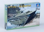 Italeri 1:35 Scale LVT - (A) 1 Alligator plastic model kit