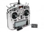 FrSky 2.4GHz ACCST TARANIS X9D PLUS en X8R Combo Digital telemetrie Radio System (Mode 1)