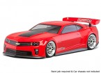 Protoform Chevy Camaroa ZL1 Clear Body for 190mm TC