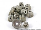 Revolution Ontwerp Ultra Aluminium 48 Pitch Pinion Gear 15T (1 Stuk)