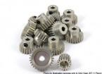 Revolution Ontwerp Ultra Aluminium 48 Pitch Pinion Gear 20T (1 Stuk)