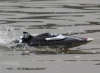 FT012 borstelloze V-Hull Racing Boot Met Self Oprichtproef Feature (US Plug)
