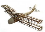 De Havilland DH82a Tiger Moth tweedekker 1400mm Laser Cut Balsa (Kit)