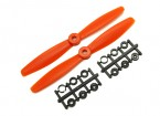 Gemfan Bull Nose BN6045 Propellers CW / CCW Set (Orange) 6 x 4.5
