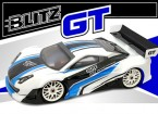 BLITZ 1/8 GT E / P Body Shell met Wing (1.2mm)
