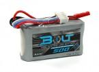 Turnigy Bolt 500mAh 3S 11.4V 65 ~ 130C High Voltage LiPoly Pack (LiHV)