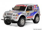 Tamiya 1/10 schaal Mitsubishi Pajero Rally Sport (CC-01 Chassis) 58.602