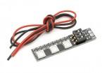 3 RGB LED 7 Color Board met Switch 5V