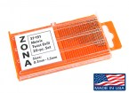 Zona 20pc High Speed ​​Twist Drill Set (.3mm-1.5mm)