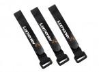 Lumenier Medium Lipo Battery Velcro Strap (3 stuks)