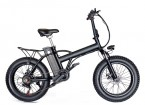 """MYATU Electric Fat Bike 20 """"(PAS) (EU Plug)"""