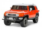 Tamiya 1/10 schaal Toyota FJ Cruiser Orange Body (CC-01 Chassis) 84401
