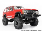 Pro-Line 1992 Jeep Cherokee Clear Body Shell voor 1/10 Scale Crawlers