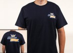 Hobby Koning T-shirt Navy Blue (Large)