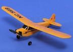 HobbyKing® ™ Micro J3 Trainer Cub 450mm w / TX / Lipo / Prop (RTF)
