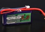 Turnigy nano-tech 1300mAh 2S 25 Pack Lipo ~ 50C