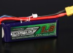 Turnigy nano-tech 1800mAh 3S 25 Pack Lipo ~ 50C