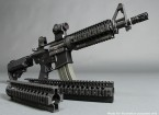 Madbull Daniel Defense 9 inch Omega Rail (Dark Earth)