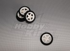 Light Foam Wheel Diam: 60, Breedte: 10mm (5 stuks / zak)