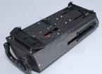 Carbon Fiber Stijl Starter Box 12v (10/01 en 08/01 Nitro Car)