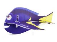 H-King Glue-N-Go Blue Tang EPP 850mm Kit