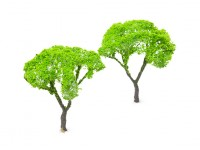 HobbyKing Model Railway Scale Trees 100mm (2 pcs)