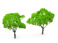 HobbyKing Model Railway Scale Trees 120mm (2 pcs)