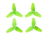 Cheerson CX-95S - 3-Blade 40mm Propellers (2xCW, 2xCCW) (Green)