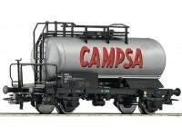 Roco/Fleischmann HO Tank Wagon RENFE (CAMPSA)