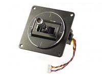 FrSky Horus X10S ACCST 2.4GHz Transmitter Replacement MC12P Gimbal (Silver)