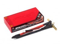 2500mAh 7,4 V 50C Lipo car pack 2S1P