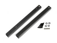 Carbon fiber wapens