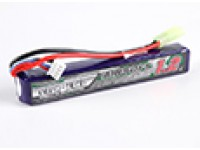 Turnigy nano-tech 1200mAh 3S 15 ~ 25C Lipo AIRSOFT Pack