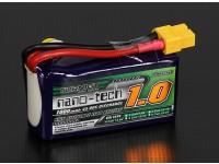 Pack Turnigy nano-tech 1000mAh 4S 45 ~ 90C Lipo